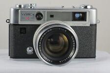 Yashica Lynx-14E with manual, lens cap, case etc