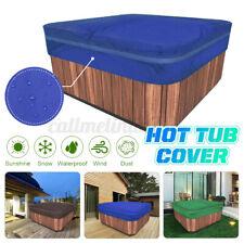 More details for hot tub protection bag waterproof prolong hottub tubs lid spa lid hottub cover