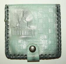 Old Soviet purse Kiev vintage wallet ussr