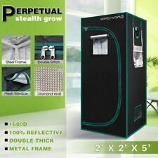 Mars Hydro 2' x 2' x 5' Indoor Grow Tent Room Box For Indoor Plant Home Cabinet