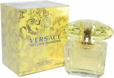 Yellow Diamond by Versace for Women 3.0 oz/90 ml EDT Spray - New in Box