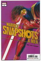 Marvels Snapshots X-Men #1 2020 Unread Alex Ross Main Cyclops Cover Marvel Comic