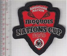 American Indians USA & First Nation Canada Lacrosse Iroquois Cup 2010 Onondaga b