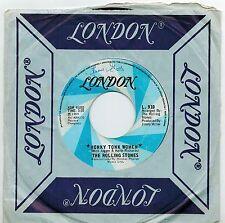 MFD IN CANADA 1969 ROCK 45 RPM THE ROLLING STONES : HONKY TONK WOMEN
