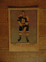 Authentic 1951 Parkhurst Ray Barry #32 Original