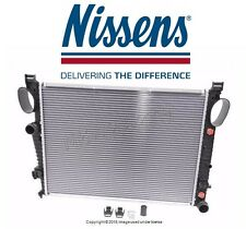 Mercedes w215 w220 (00-06) Radiator NISSENS Engine Coolant Heat Exchanger