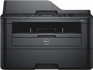 New Dell E514dw Wireless Monochrome Laser Multifunction Printer, Copier, Scanner