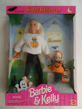 Barbie -  Poupée Happy Halloween Barbie & Kelly Special Edition 1996 Mattel