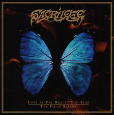 SACRILEGE - Lost In The Beauty... / The 5th...  2CD (Dissonance, 2016) *Death