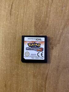 Jeux Nintendo Ds pokemon version blanche 2 version fr, sans boite