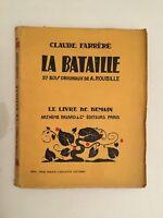Claude Farrere La Batalla XII Artheme Fayard & Cie Editores