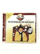 Hans Christian Andersen: The Emperor & The Nightingale (CD) Told by Glenn Close.