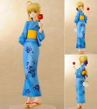 Fate Stay Night - Saber Yukata Version  - Action Figure Pvc 1/8 Scale - Y Style