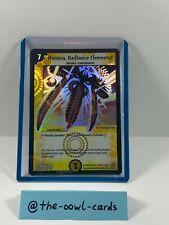 Duel Masters Card - Hanusa, Radiance Elemental - DM-01, English, Excellent