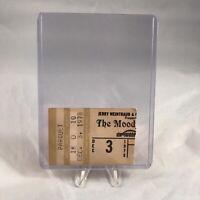 The Moody Blues Checkerdome St Louis MO Concert Ticket Stub Vtg Dec 3 1978