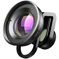 APEXEL HD CaméRa Optique Lentille de TéLéPhone Portable 30-80Mm Objectif Ma B6L7