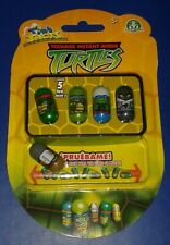 2003 *** 5 MIGHTY BEANZ MOC *** TEENAGE MUTANT NINJA TURTLES TMNT