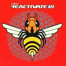 Reactivate 18 (2001), Push Mass Effect, SILVERBLUE, Krystal, Mauro Pico... [2 cd]