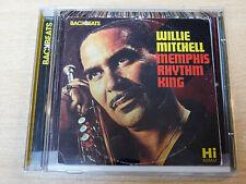 Willie Mitchell/Memphis Rhythm King/2012 CD Album