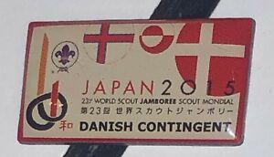 2015 World Jamboree  - Danish Contingent pin