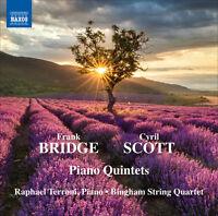 Bridge / Terroni / B - Frank Bridge & Cyril Scott: Piano Quintets [New CD]
