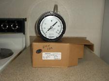 New listing Ashcroft 4 1/2 Inch 45-1279-Ss-02B-5000 75 Psi Plus! Performance Pressure Gauge