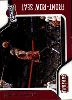 2016-17 Panini Threads Front-Row Seat #26 LeBron James - NM-MT