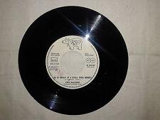 """Dire Straits / Paul McCrane - Disco Vinile 45 Giri 7"""" Edizione Promo Juke Box"""