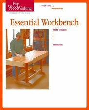Essential Workbench by Fine Woodworking Magazine Editors and Taunton Press...