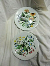 Vintage Avon Wildflowers of the United States ~Southern & Eastern Wedgwood