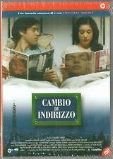 CAMBIO DI INDIRIZZO DVD NUOVO SIGILLATO EMMANUEL MOURET