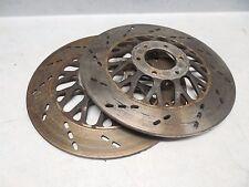 suzuki GS1100E GS1100 front brake discs disks rotors GS1000E GS750E 1980 1981 82