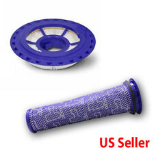DC41 DC65 HEPA Pre & Post Replacement Filter For Dyson Animal Vacuum Cleaner