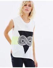 Sass & Bide Short Sleeve 100% Cotton T-Shirts for Women