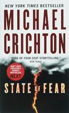 State of Fear,Michael Crichton