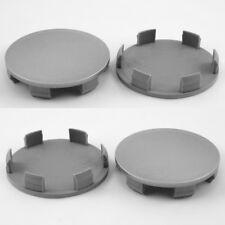 Alloy wheel centre caps center universal rim plastic 4x hub cap 56.5 / 58 mm