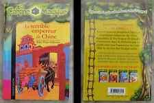 La Cabane Magique,MaryPopeOsborne,Bayard Poche2009,Le terrible empereur de Chine