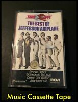 The Best of Jefferson Airplane Take Off - Cassette Tape - A&M/ RCA CS-3217