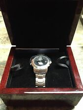 Harley Davidson 30 Year Employee Appreciation Tourneau Watch With Collectible Bo