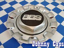 BBS Wheels Chrome Center Caps #09.24.187 Custom Wheel Center Cap (5283) (1)