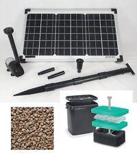 garten bew sserungs pumpen mit solartechnik g nstig kaufen ebay. Black Bedroom Furniture Sets. Home Design Ideas