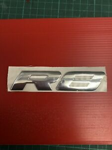 VY VZ R8 BOOT BADGE