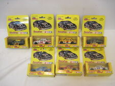 NIB 7 OLD 1994 COLLECTORS EDITION RACING STOCKY CARS 1:64 KODAK BAYER LYSOL +++
