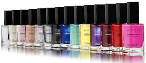Avon Nailwear Nail Enamel nail polish, varnish Various Gel Mark Pro+ Magic New