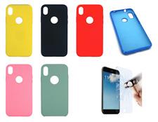 "Funda Carcasa Rigida Silicona Ultra Suave Para iPhone XR (4G) 6.1"""