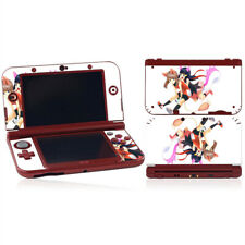 Anime Girl Vinyl Decal Cover Skin Sticker for New Nintendo 3DS XL LL Console