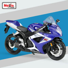 New Maisto 31153 1:12 Scale SUZUKI GSX-R750 Motorcycle Diecast Model Toys