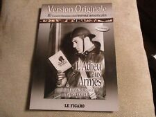 "DVD ""L'ADIEU AUX ARMES"" Gary COOPER / Frank BORZAGE"