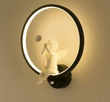 Wall Lamp LED Angel Modern Creative Bedroom Beside Wall Light Living Room Dining