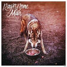 RAG'N'BONE MAN - WOLVES   CD NEUF
